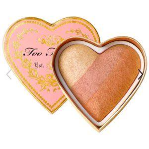 🆕 NIB 🍑 Sweethearts Perfect Flush Blush SHIMMER
